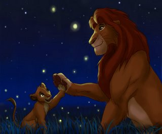 Lion_KIng_Father_and_Son